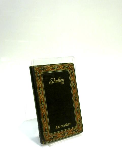 Shelley Selected Poems by Anon