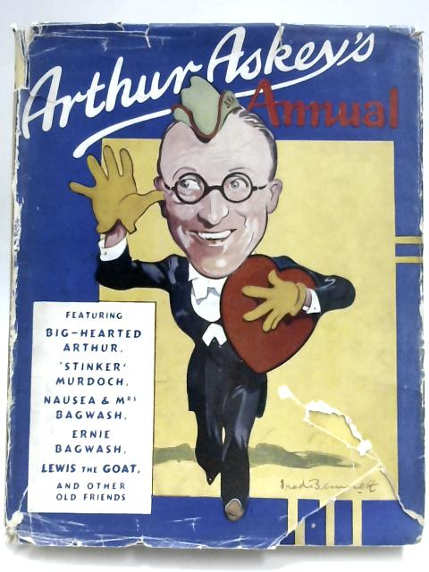 Arthur Askey's Annual by Arthur Askey