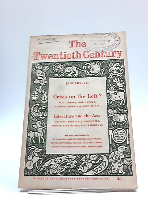 The Twentieth Century, Vol. 165, No. 983, January 1959 by Various