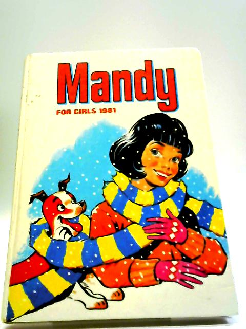 Mandy For Girls 1981 by No Author