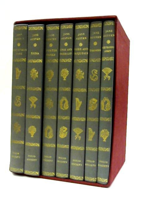 The Complete Works of Jane Austen: 7 Volume Boxed Set by Jane Austen