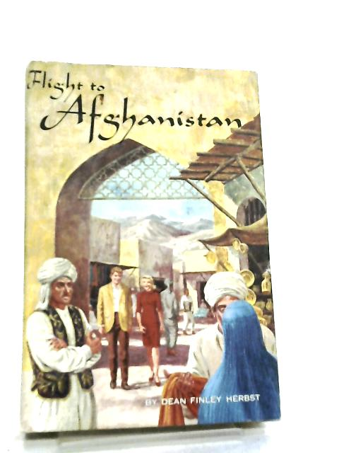 Flight to Afghanistan by Dean Finley Herbst
