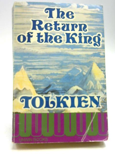 Lord of the Rings: The Return of the King v. 3 by Tolkien, J. R. R.