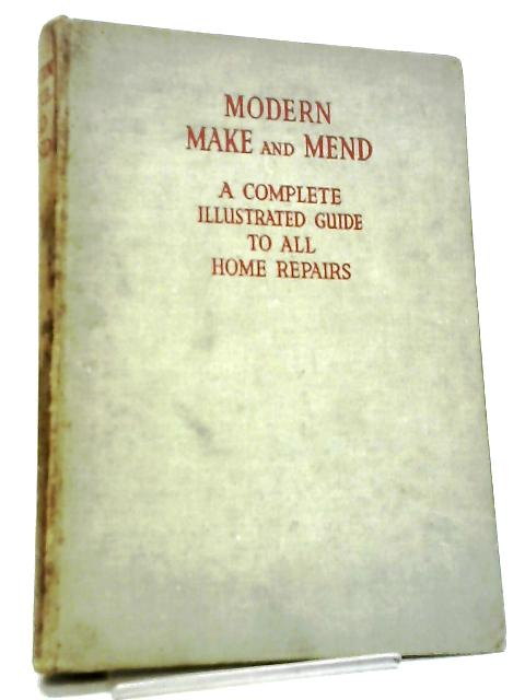 Modern Make and Mend by Anon
