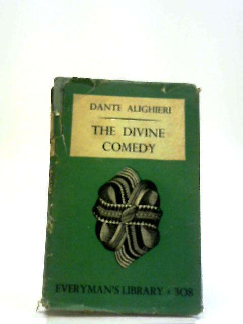 The Divine Comedy. Everyman's Library no. 308 by Dante Alighieri