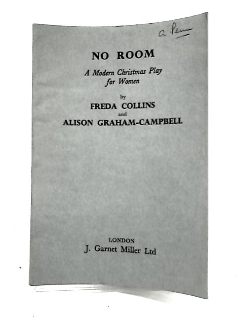 No Room by Collins, Freda