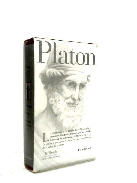 Platon - La Banquet, Phedre & Apologie de Socrate by Platon