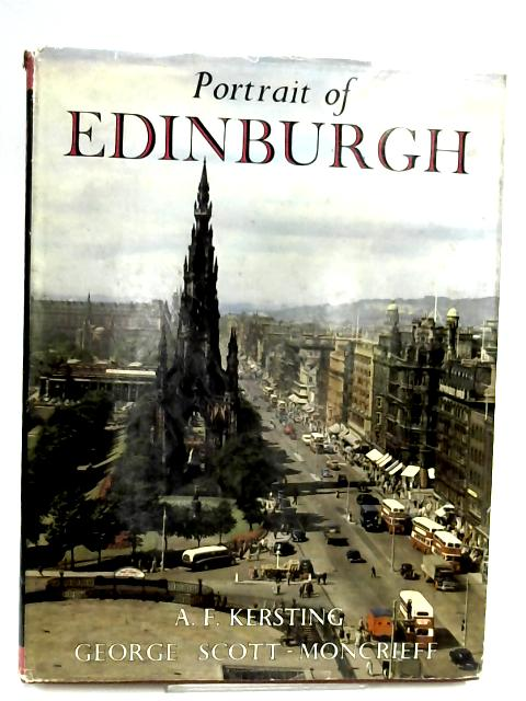 Portrait of Edinburgh by A.F.Kersting