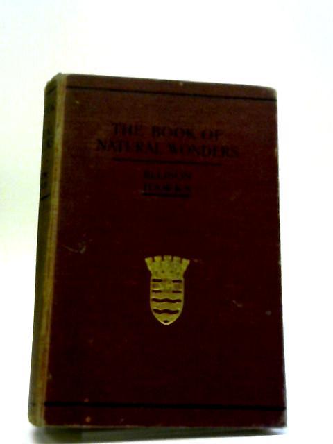 The Book of Electrical Wonders by Ellison Hawks