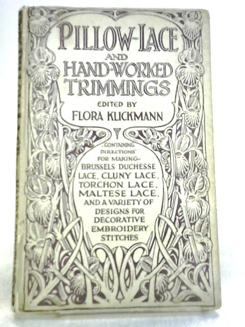 Pillow Lace and Hand-worked Trimmings by Unknown