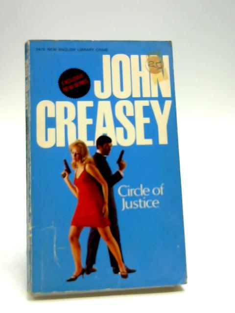 Circle of Justice by Creasey John