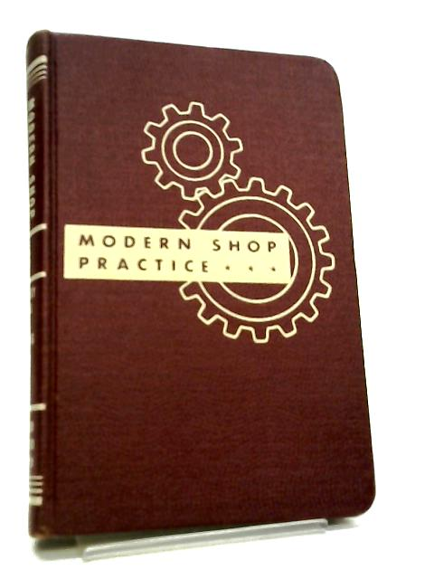 Modern Shop Practice 3 by Howard Monroe Raymond