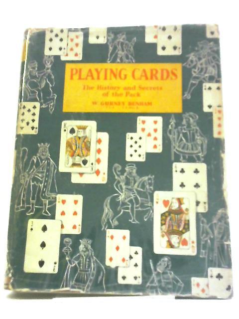 Playing Cards by W. Gurney Benham