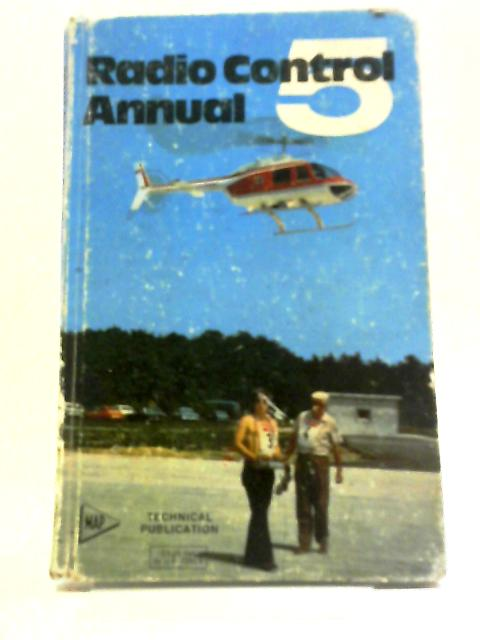 Radio Control Annual 5 by Anon