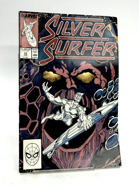 Silver Surfer Vol. 3 No.22 by Anon
