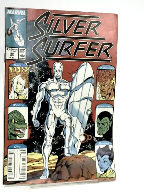 Silver Surfer Vol. 3 No. 20 by Anon
