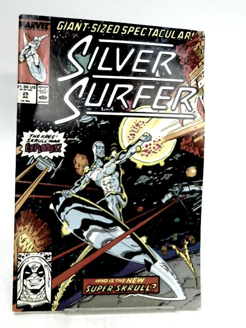 Silver Surfer Vol. 3 No. 25 by Anon