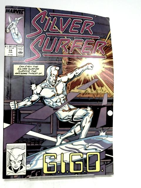 Silver Surfer Vol. 3 No. 24 by Anon