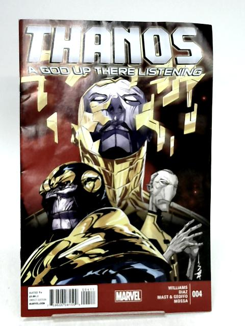 Thanos - A God up there Listening #004 by Williams, Diaz