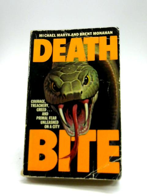 Deathbite (A Mayflower book) by Monahan, Brent Jeffrey