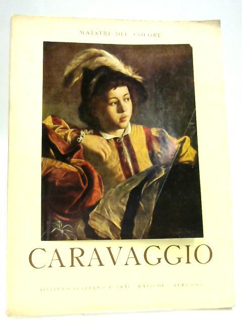 Caravaggio Fascicolo by Unknown