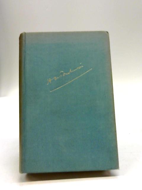 Gallions Reach - A Romance by Tomlinson, H M