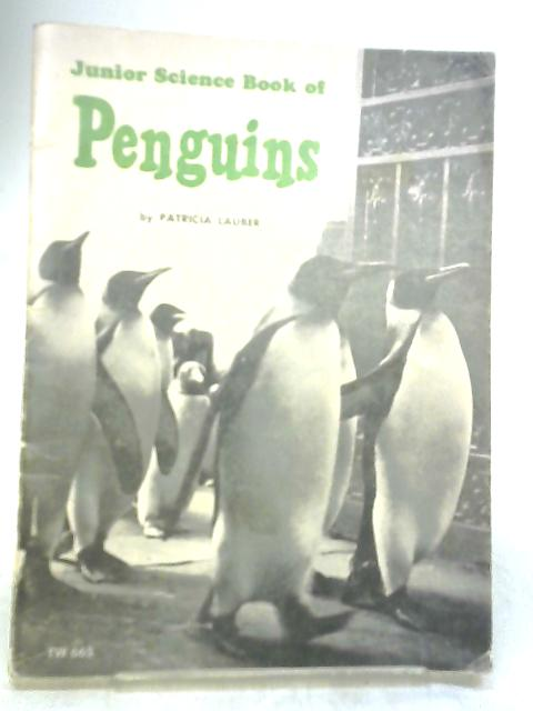 Junior Science Book of Penguins by Patricia Lauber