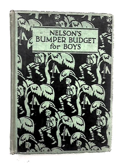 Nelson's Bumper Budget for Boys by Nelson, Thomas