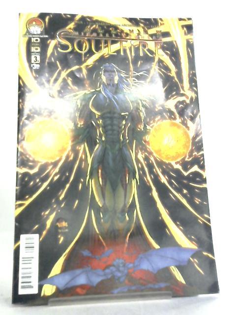 Michael Turner's Soulfire Volume 5 Issue 3 by J. T. Krul et al