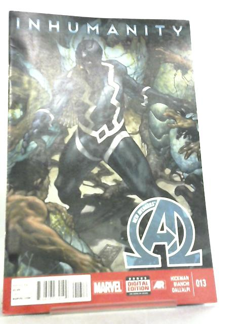 New Avengers No 13 Feb 2014 Inhumanity by J. Hickman et al