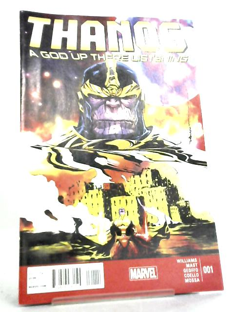 Thanos, A God Up There Listening No 1 Dec 2004 by Rob Williams et al