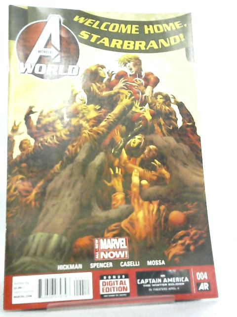 Avengers World No 4 Welcome Home Starbrand by Nick Spencer et al
