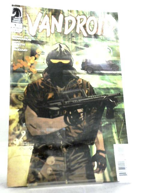 Vandroid #1 February 2014 by T. L. Edwards et al