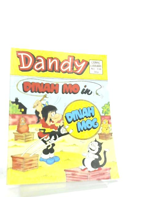 Dandy Comic Library No 148 Dinah Mo in Dinah Mog by Anon