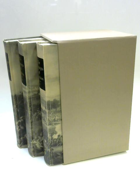 The Campaigns of Napoleon, in 3 Volumes: The Rise; The Zenith; The Decline. by David G. Chandler
