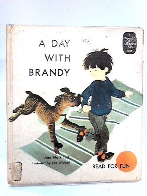 Day with Brandy by Falk, A.M.