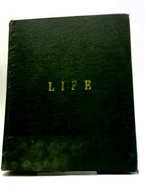 Life Magazine Volume XXXVII January 1901-Volume XXXVIII December 1901 by Various
