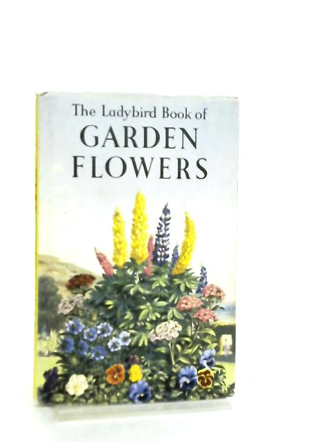 Garden Flowers (Natural History) by Brian Vesey-Fitzgerald