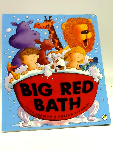 Big Red Bath by Jarman, Julia