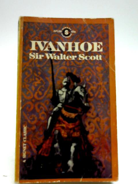 Ivanhoe by Scott, Walter