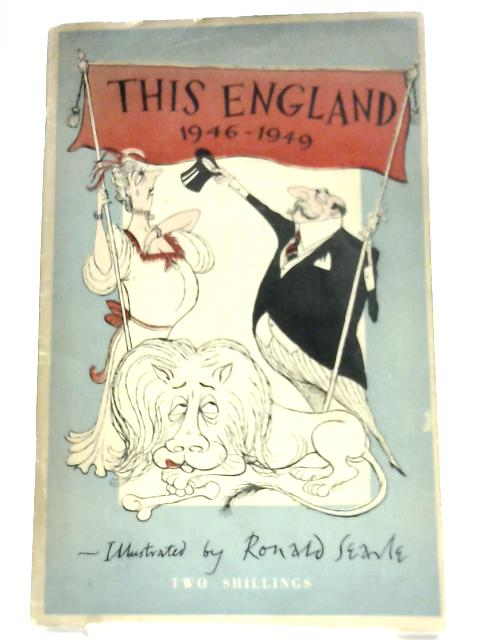 This England 1946 - 49 by Audrey Hilton