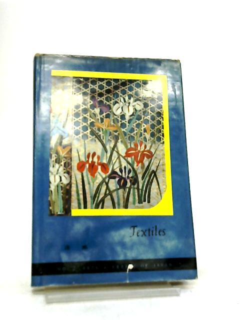 Textiles (Arts & crafts of Japan series no.2) by Tomoyuki Yamanobe