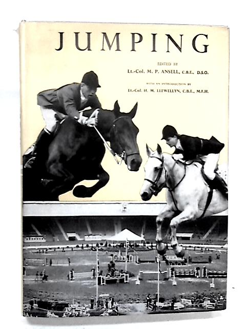 Jumping by Ansell, Mike
