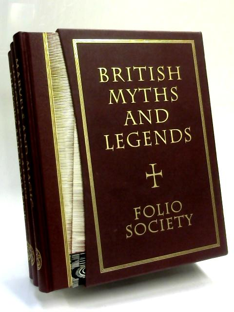 British Myths and Legends: Vol I, II and III by Richard Barber