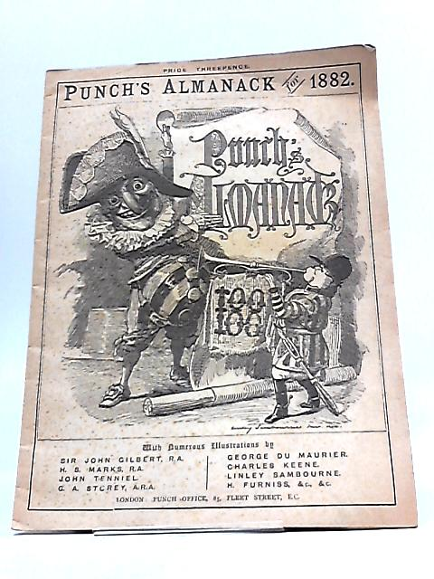 Punch Almanack For 1882 (facsimile) by Various