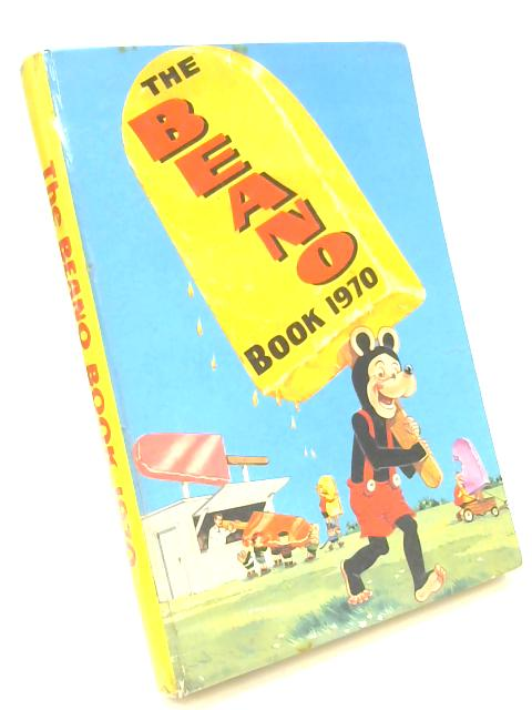 The Beano Book 1970 by Various