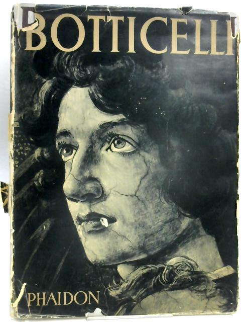 Botticelli by Lionello Venturi