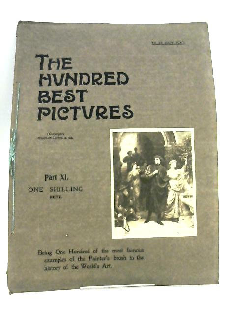 The Hundred Best Pictures, Part XI by C. Hubert Letts
