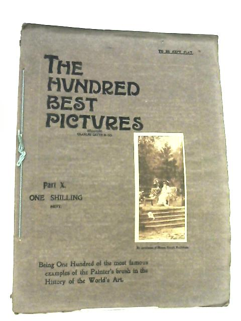 The Hundred Best Pictures, Part X by C. Hubert Letts