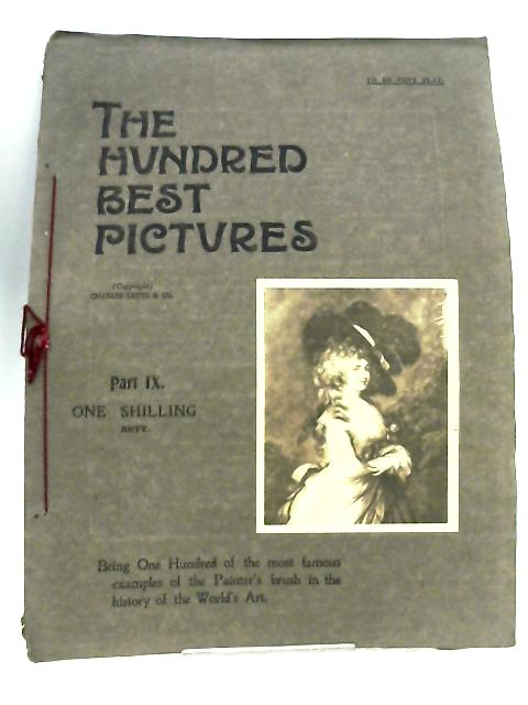 The Hundred Best Pictures Part IX by Various